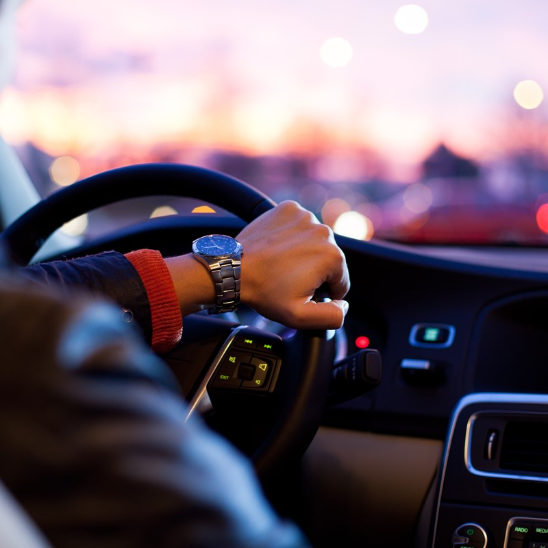 Charla informativa: Miedo a conducir (Amaxofobia)