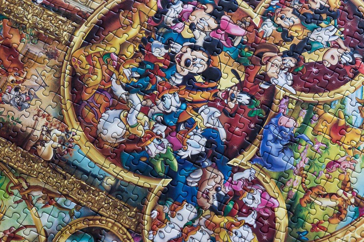 Los beneficios de uno de los grandes juegos de mesa: ¡el puzle!